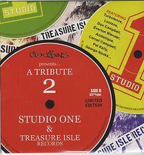 V/A - A Tribute 2 Studio One & Treasure Isle Records NEW LP SPECIAL PRICE £4.99