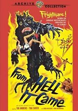 FROM HELL IT CAME - (B&W) (1957 Tod Andrews) Region Free DVD - Sealed