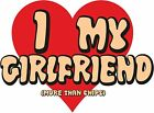 VALENTINES DAY I LOVE MY GIRLFRIEND MORE THAN CHIPS FUNNY CUTE BOYFRIEND T SHIRT