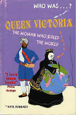 Queen Victoria: The Woman Who Ruled the World (Who Was...?),ACCEPTABLE Book