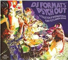 DJ Format's Psych Out by DJ Format (CD, Jun-2016, BBE)