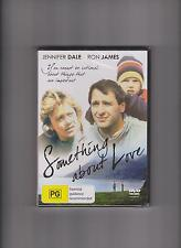SOMETHING ABOUT LOVE - JENNIFER DALE - RON JAMES  - DVD - NEW -