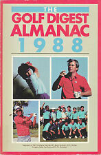 1988 THE GOLF DIGEST ALMANAC