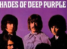 "DEEP PURPLE ""Shades of Deep Purple"" 9 Track INCH VINYL Colored Edition RSD 2014"