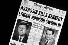 Kennedy Assassination - November 22nd & The Warren Report - 1964 CBS-TV Special