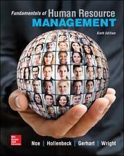 Fundamentals of Human Resource Management by John Hollenbeck, Barry Gerhart,...