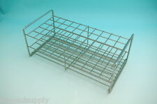 Lab Stainless Steel Wire tube rack 50tube φ22.5mm new