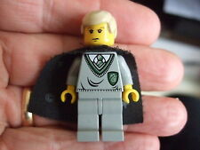 *LEGO HARRY POTTER: DRACO MALFOY WITH CAPE SLYTHERIN HP040 Year 1
