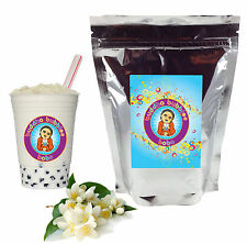 Jasmine Milk Boba / Bubble Tea Powder by Buddha Bubbles Boba (1 Pound)