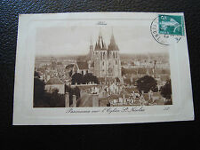 FRANCE - carte postale 1910 blois  (eglise st-nicolas) (cy68) french