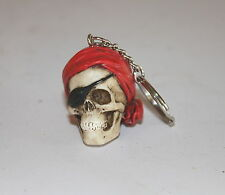 Pirate Skull Key Ring, a Useful, Weird, Bizarre Present or Gift