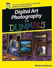 Digital Art Photography For Dummies-ExLibrary