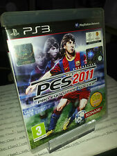 PES PRO EVOLUTION SOCCER 2011 - 7052242 - per SONY  PLAYSTATION 3 PS3