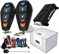 VIPER 4105V Remote Start and Keyless Entry 4-Button Car Remote 1-Way Viper 4105