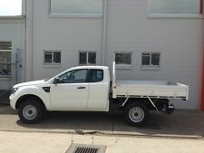 Alloy Ute Trays to suit Extra Cab Utes