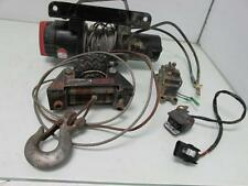 CAN AM BRP OUTLANDER MAX 650 2008 08 2500LBS WARN WINCH WIRES SOLENOID SWITCH