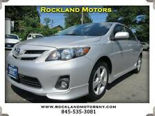 Toyota : Corolla S 4-Speed AT