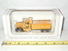 John Deere White WC Dump Truck  By SpecCast  1/50th Scale