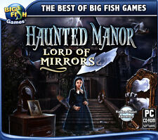 Haunted Manor: Lord Of Mirrors Big Fish Games Personal Computers