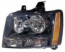 New Chevrolet Tahoe 2007 2008 2009 2010 2011 2012 2013 left driver headlight
