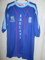 England Cricket World Cup 2007 Shirt Size Large /20306