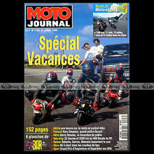 MOTO JOURNAL N°1193 BARRY SHEENE VRX 400 HONDA CB 450 RORY SIMPSON POCKET-BIKES