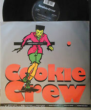 """COOKIE CREW ~ Born This Way (Lets Dance) ~ 12"""" Single PS"""