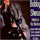 Tribute to the Masters, Shew, Bobby, Good Condition Import