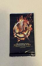Catching Fire - The Hunger Games Trading Card Sealed Pack 2013 NECA