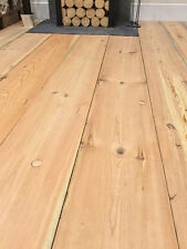 Spilt Pine reclaimed Floor boards