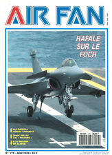 AIR FAN 175 ARMEE DE L AIR A-26 INVADER ALGERIA / RAFALE M01 / MIRAGE 2000 COLOR