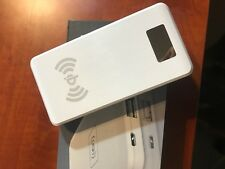 Qi Wireless Charger Portable Power Bank 12000mAh 2 USB 2 in 1  External Battery