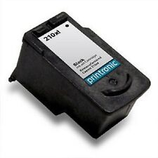 Ink Cartridge for Canon PIXMA MP250 MP495 iP2702 MX410 MX340 MP240 - PG-210XL