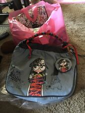 Marc By Marc Jacobs Miss Marc Miss Lila Pirate Slouchy Hobo And Coin Purse
