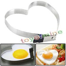 Simbolo di cuore Uovo fritto Anello frittura della frittura cucina Gadget