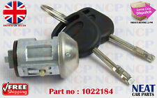 FORD TRANSIT CORTINA SIERRA GALAXY IGNITION LOCK BARREL WITH 2 KEYS 1022184