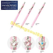 Vertini Advanced Swarovski Crystal Jewel 0.5mm Mechanical pencil Jewel Crown-CAB