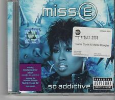 (GA105) Missy Misdemeanor Elliott, So Addictive - 2001 CD
