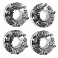 "4 pcs Dodge 2"" Hubcentric Wheel Spacers 