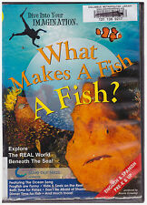 WHAT MAKES A FISH A FISH (DVD,2007)