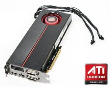 Ati Radeon HD 5870 1 GB HD Graphics Tarjeta de Video para todos los Apple Mac Pro 2006 - 2012