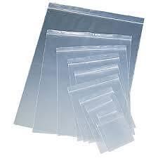 """1000 PLASTIC ZIP SEAL BAGS 1 1/2""""   X 2"""" (en222)"""