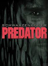 Predator (Widescreen Collector's Edition) DVD, Arnold Schwarzenegger, Carl Weath