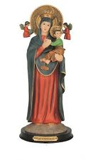 "12"" Statue of Our Lady of Perpetual Help  Madre del Perpetuo Socorro Statue St"