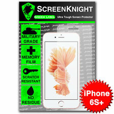 "ScreenKnight Apple iPhone 6S Plus 5.5"" FRONT SCREEN PROTECTOR invisible shield"
