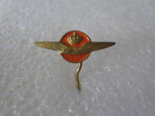 UNKNOWN AIRLINES AVIATION AIRLINER METAL PIN BADGE.