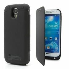 FLIP COVER BATTERIA AGGIUNTIVA PER SAMSUNG GALAXY S4 MINI 2600 MAH POWER BANK