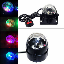 SENSORY ROOM  RGB AUDITORY ROTATING PERCEPTION MAGIC LIGHT ADHT KIDS AUTISM