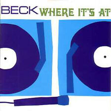 CD Single BECK Where it's at 2-Track CARD SLEEVE ++++++