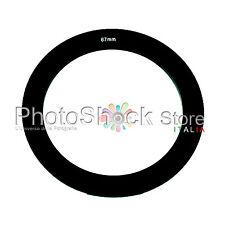 COKIN P - Anello adattatore 67 mm per portafiltri quadrati - Ring Adapter Reflex